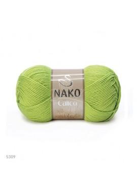 NAKO CALICO 5309 zielony