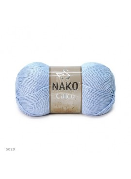 NAKO CALICO 5028 niebieski