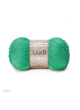 Nako CALICO 11219 szmaragdowy