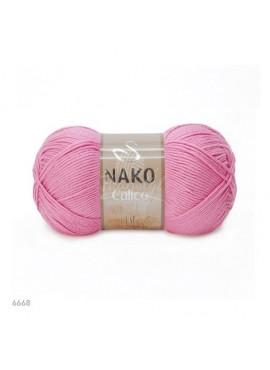 Nako CALICO 6668 różowy