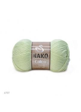 Nako CALICO 6707 limonka