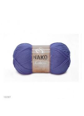 NAKO CALICO 10287 fioletowy