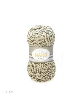 Nako CALICO 21300 beżowo-czarny
