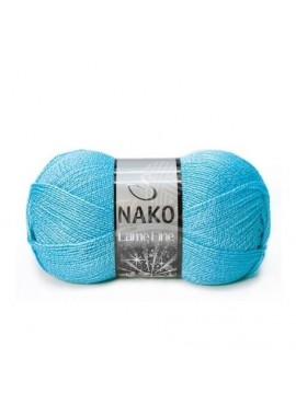 Nako LAME FINE 235 turkus