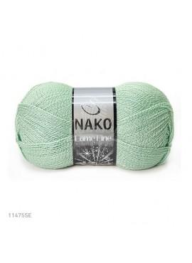Nako LAME FINE 11475 zielony migdałowy
