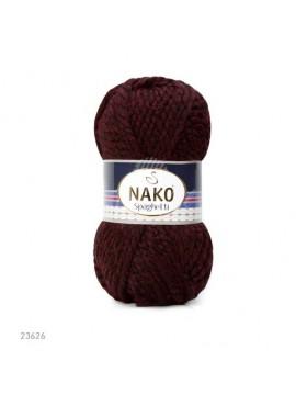 Nako SPAGHETTI 23626 bordowy