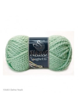 Nako SPAGHETTI 10483 zieleń bazylii