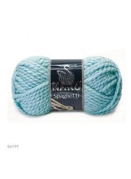 Nako SPAGHETTI 6199 błękitny