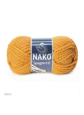 Nako SPAGHETTI 941 musztardowy