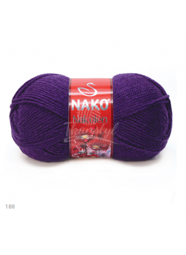 Nako NAKOLEN 188 ciemny fiolet