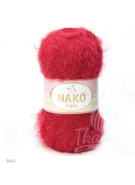 Nako PARIS 3641 czerwony