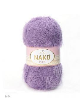 Nako PARIS 6684 śliwkowy jasny