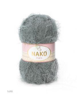 Nako PARIS 1690 ciemny szary