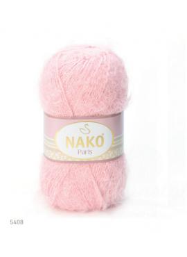 Nako PARIS 5408 pudrowy róż