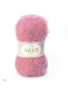 Nako PARIS 730 ciemny róż