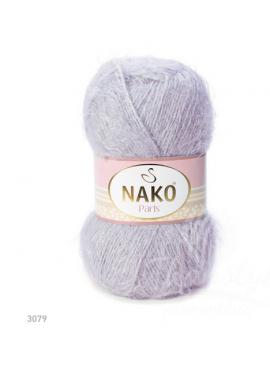 Nako PARIS 3079 szary fiolet