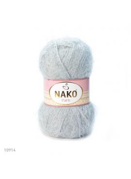Nako PARIS 10914 srebrno szary