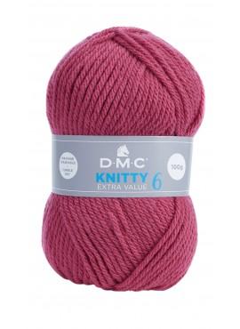 DMC Knitty 6 col.846