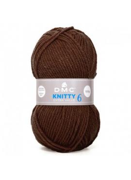DMC Knitty 6 col.947