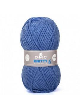 DMC Knitty 6 col.667