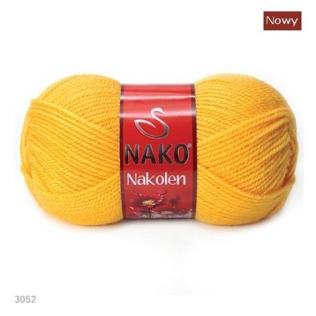 3052 żółty