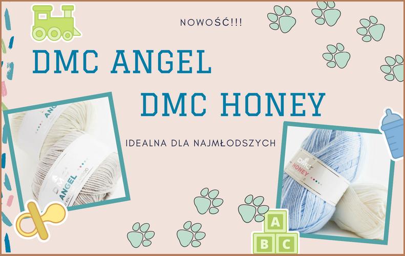 DMC ANGEL DMC HONEY